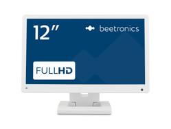 Monitor 12 cali (biały)